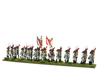 Napoleonic Spanish Infantry (2nd & 3rd Battalions) 1805-1811 - Black Powder 2