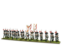 Napoleonic Spanish Infantry (2nd & 3rd Battalions) 1805-1811 - Black Powder 3