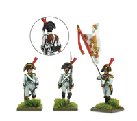 Napoleonic Spanish Infantry (2nd & 3rd Battalions) 1805-1811 - Black Powder 4