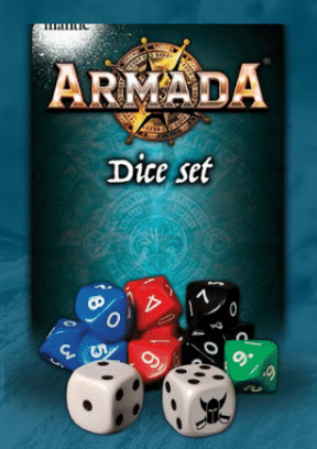 Armada Extra Dice set - Kings Of War