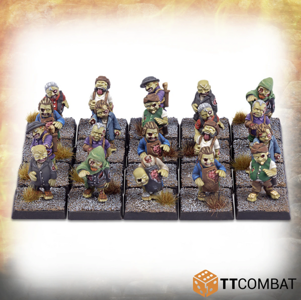 Halfling Zombies - Warlords Of Erehwon
