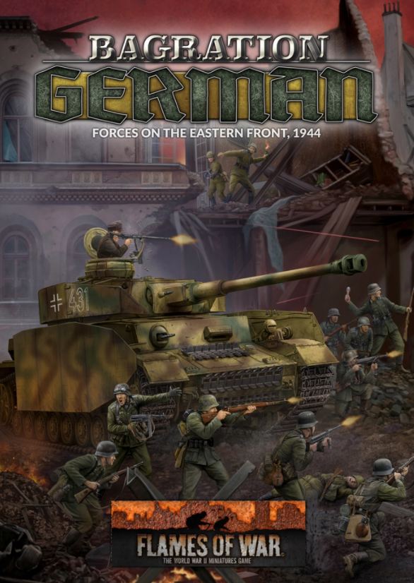 Bagration: German Late War Rulebook