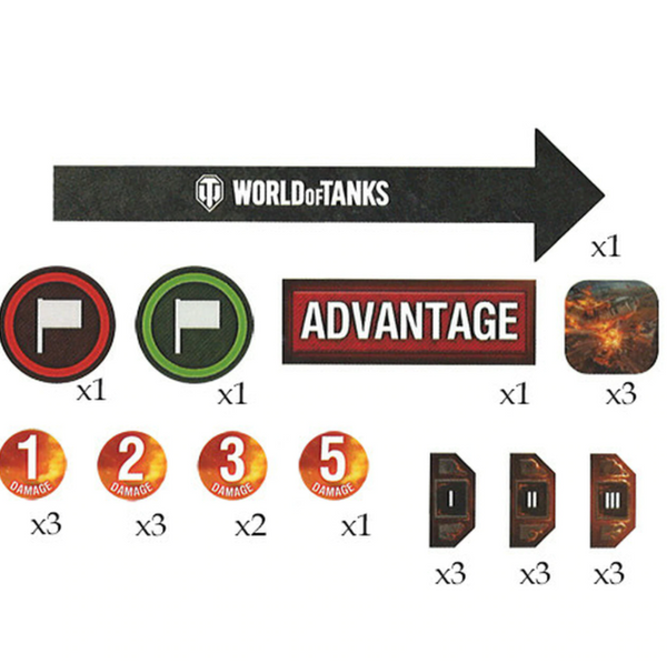 World Of Tanks Gaming Tokens