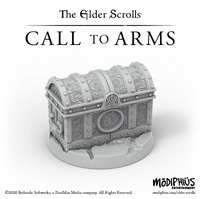 Treasure Chests Upgrade Set - Elder Scrolls Call To Arms 6