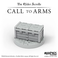Treasure Chests Upgrade Set - Elder Scrolls Call To Arms 7