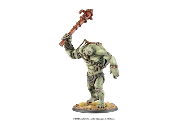 Super Mutants Behemoth - Fallout Wasteland Warfare