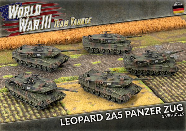 Leopard 2A5 - Team Yankee West Germans