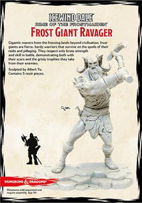 Frost Giant Ravager - Rime Of The Frostmaiden 2