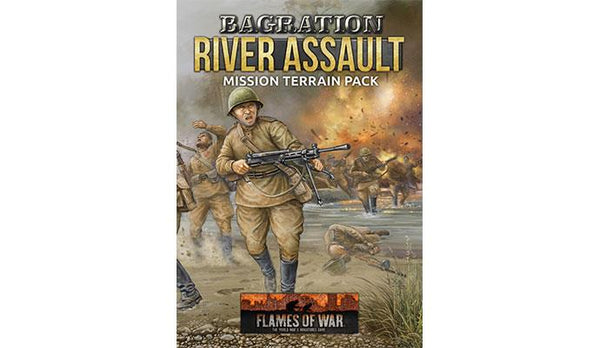 Bagration River Assault Mission Terrain Pack - Late War