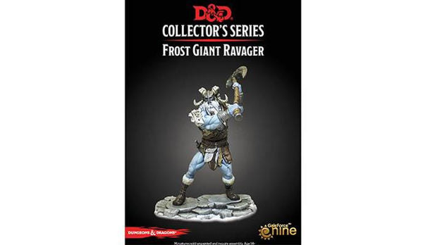 Frost Giant Ravager - Rime Of The Frostmaiden