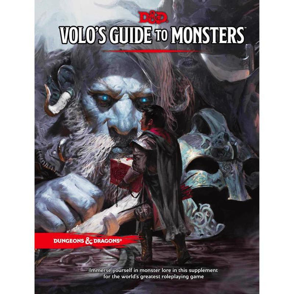 Volo's Guide To Monsters - D&D 5e