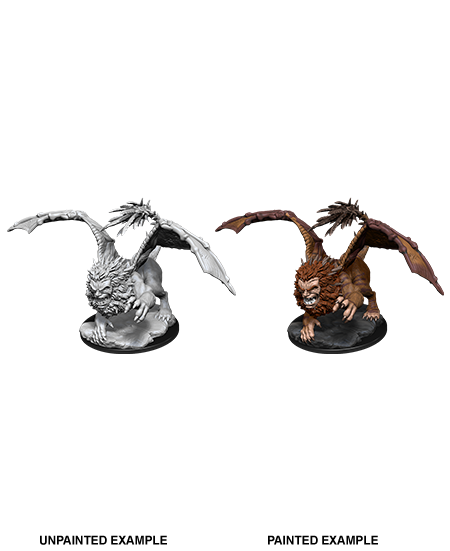 Manticore (Wave 12) - Nolzurs Marvelous Miniatures