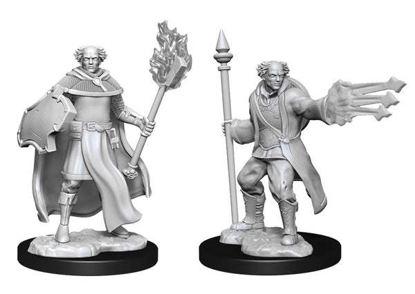 Multiclass Cleric+Wizard Male (Wave 13) - Nolzurs Marvelous Miniatures
