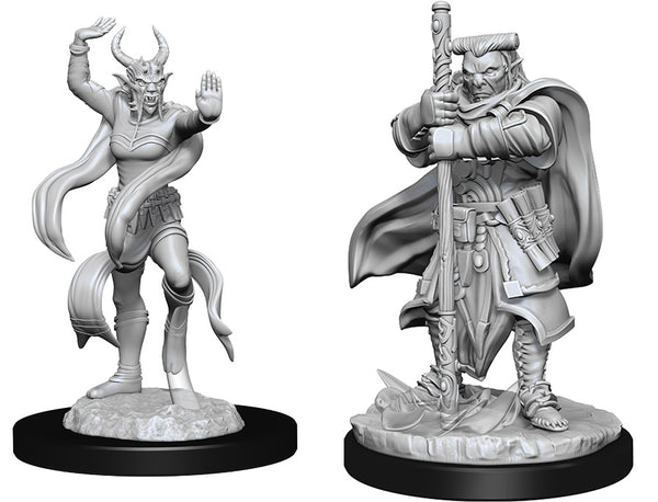 Hobgoblin Devastator & Hobgoblin Iron Shadow (Wave 13) - Nolzurs Marvelous Miniatures