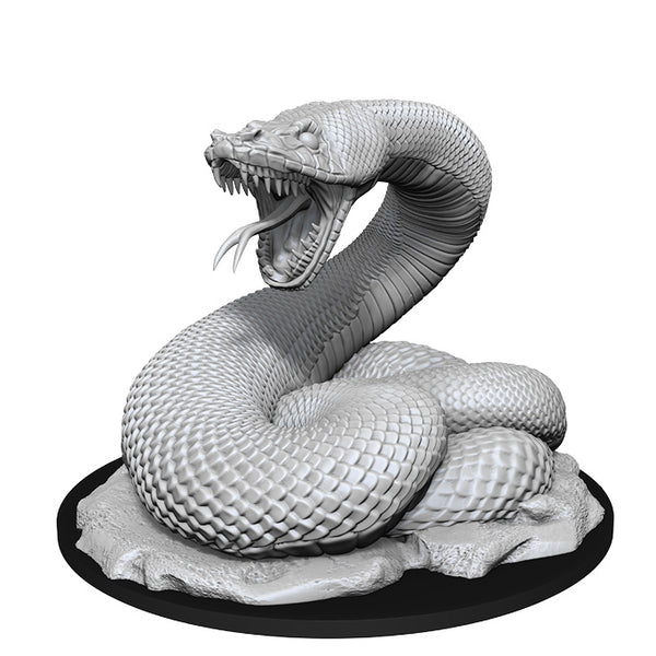 Giant Constrictor Snake (Wave 13) - Nolzurs Marvelous Miniatures
