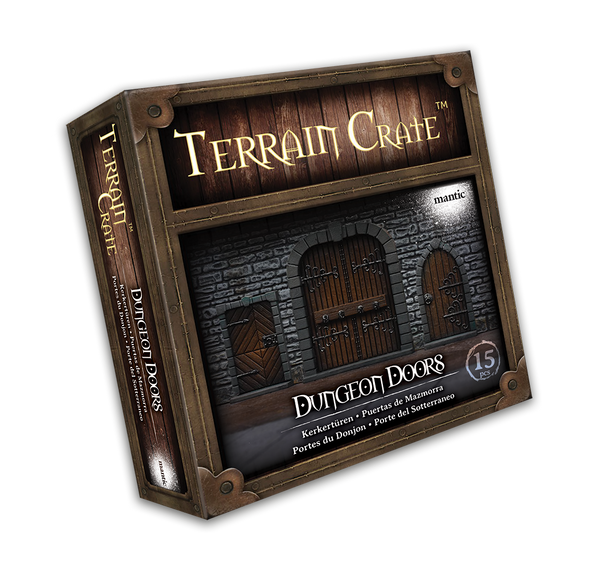Dungeon Doors - Terrain Crate
