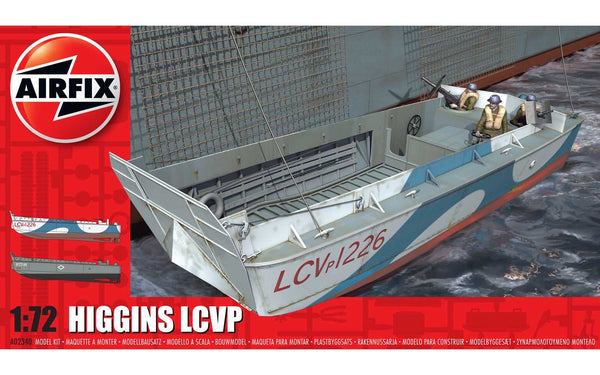 Higgins LCVP Series 2 Kit