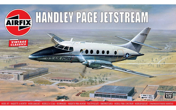 Handley Page Jetstream Airfix Vintage Classics Kit