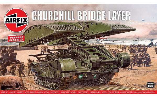Churchill Bridge Layer Airfix Vintage Classics Kit