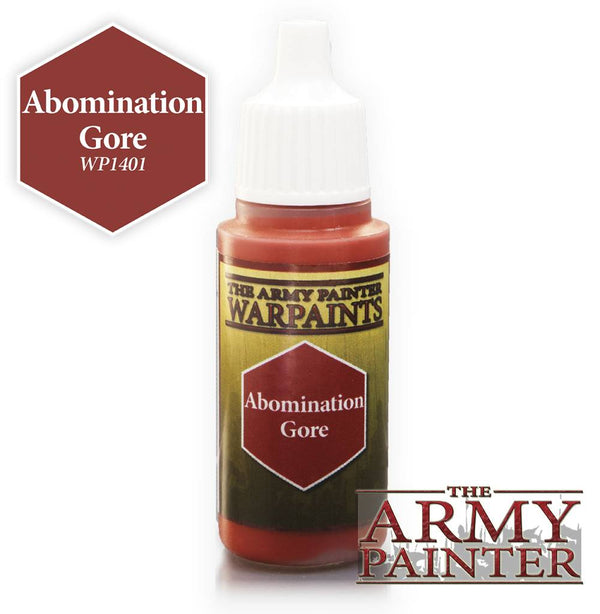 Warpaint - Abomination Gore - 18ml