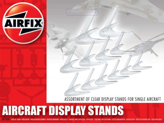 Airfix Assorted Aircraft Stands