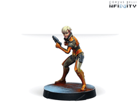Infinity Agents of the Human Sphere RPG Characters Set - NA2 2
