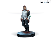 Infinity Agents of the Human Sphere RPG Characters Set - NA2 3