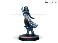 Infinity Agents of the Human Sphere RPG Characters Set - NA2 4