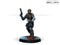 Infinity Agents of the Human Sphere RPG Characters Set - NA2 5