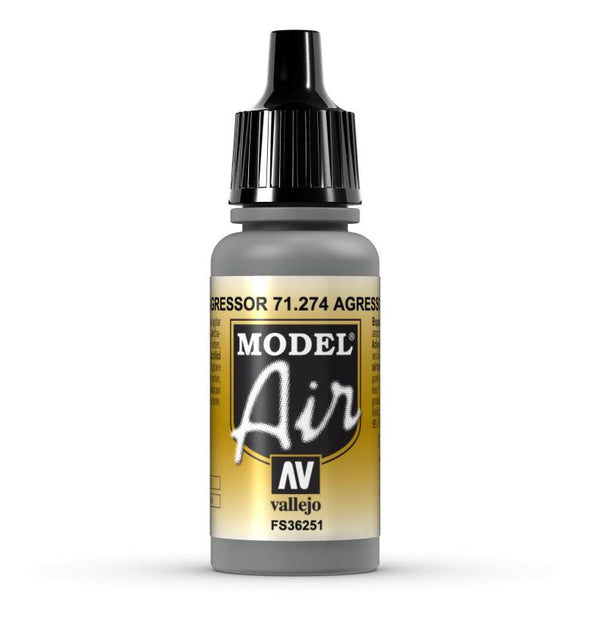 Model Air - Agressor Gray 17ml