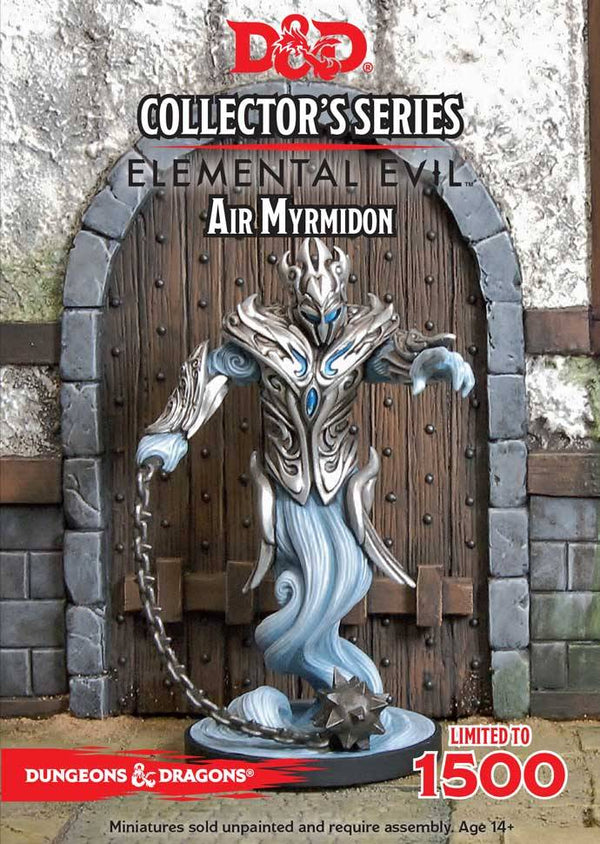 Air Myrmidon - D&D Collector Series
