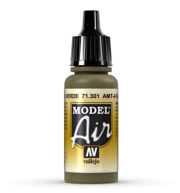 Model Air - AMT-4 Camouflage Green 17ml