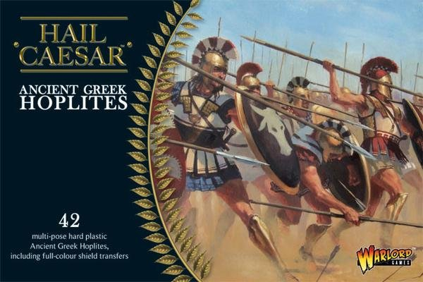 Aegean States Ancient Greek Hoplites Box Set