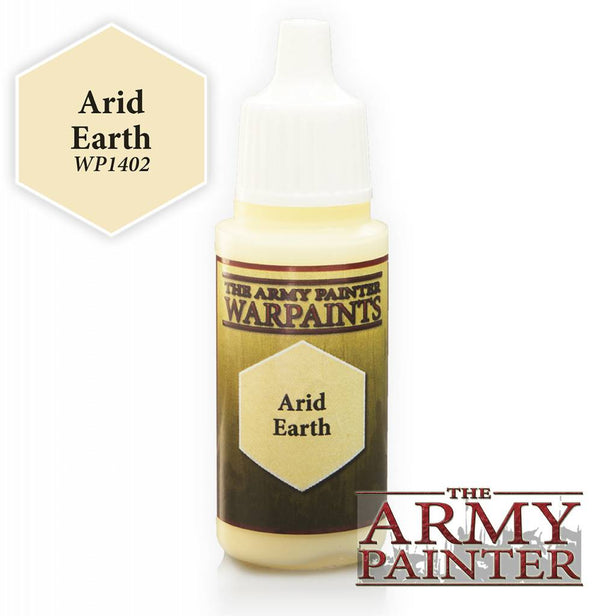 Warpaint - Arid Earth - 18ml