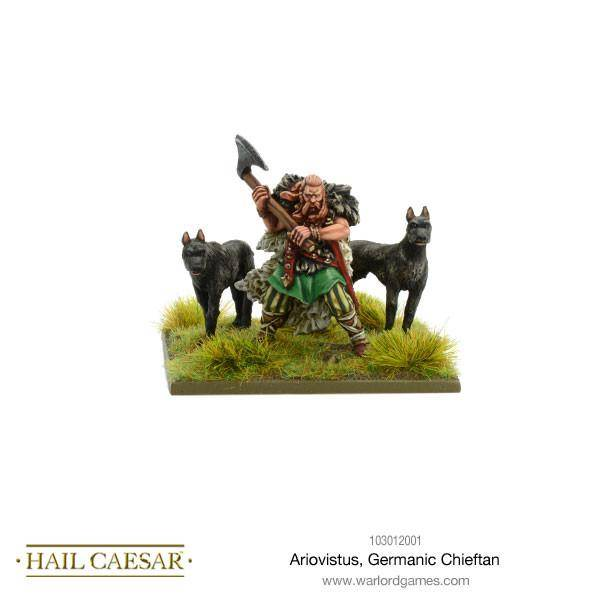 Enemies Of Rome Ariovistus Army, Germanic Chieftan Pack