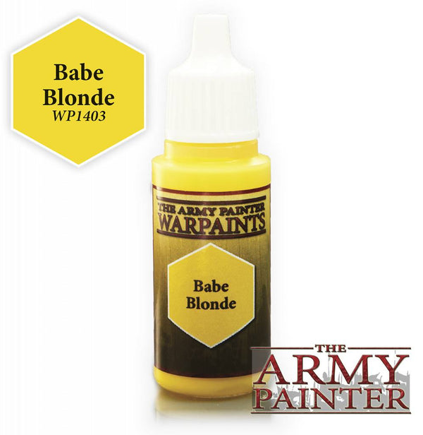 Warpaint - Babe Blonde - 18ml