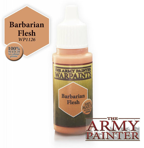 Warpaint - Barbarian Flesh - 18ml