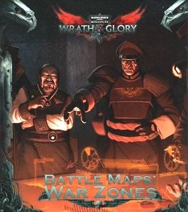 Warhammer 40k: Wrath & Glory Battle Map
