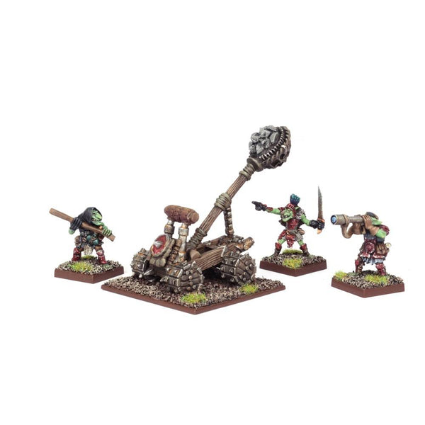 Goblins: Big Rocks Thrower