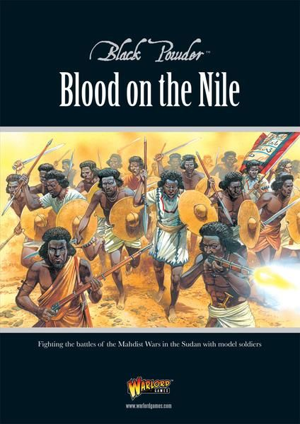 Blood On The Nile - Black Powder