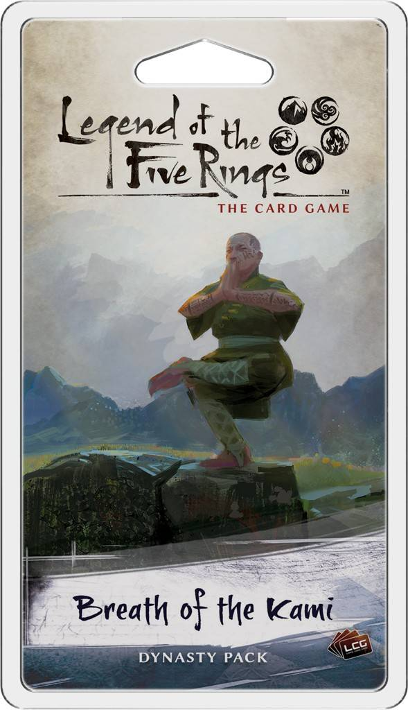 Legend Of The Five Rings: Breath of the Kami Expansion Pack