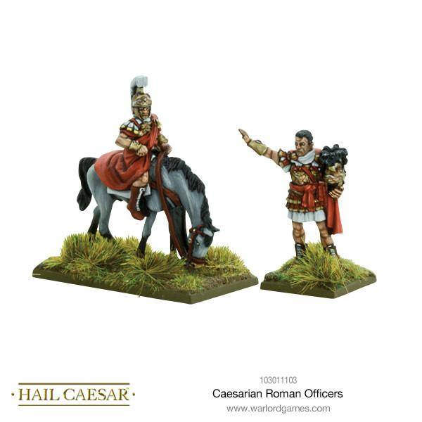 Caesarian Roman Officers Pack