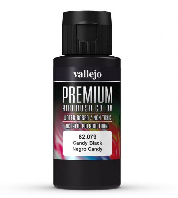 Premium Color - Candy Black 60ml