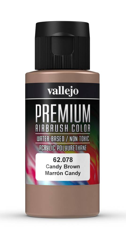 Premium Color - Candy Brown 60ml