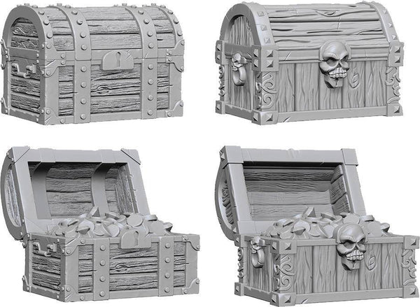 Wizkids: Chests Blister Pack (Wave 2)