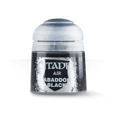 Airbrush: Abaddon Black 12ml