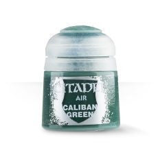 Airbrush: Caliban Green 12ml