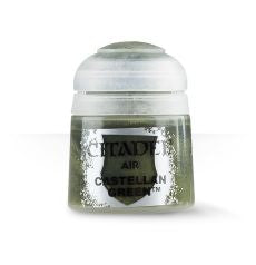 Airbrush: Castellan Green 12ml