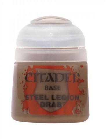 Base: Steel Legion Drab 12ml
