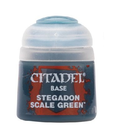 Base: Stegadon Scale Green12ml